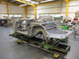 Restoration Timeline - Aston Martin Short Chassis Volante Strip-Down image 9