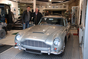 Restoration Timeline - Aston Martin DB5 Completion image 8