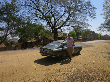 January 2014 Desmond J Smail Customer on The Road to Mandalay 1
