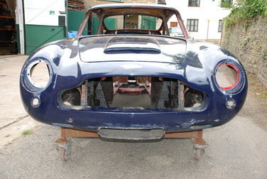 Aston Martin 1964 DB5 Body Stripped