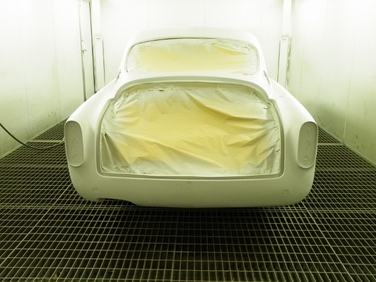 Aston Martin 1964 DB5 Body in Primer