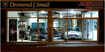 Desmond J. Smail showroom, Olney Bucks