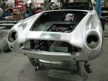 Aston Martin 1964 DB5 New front body