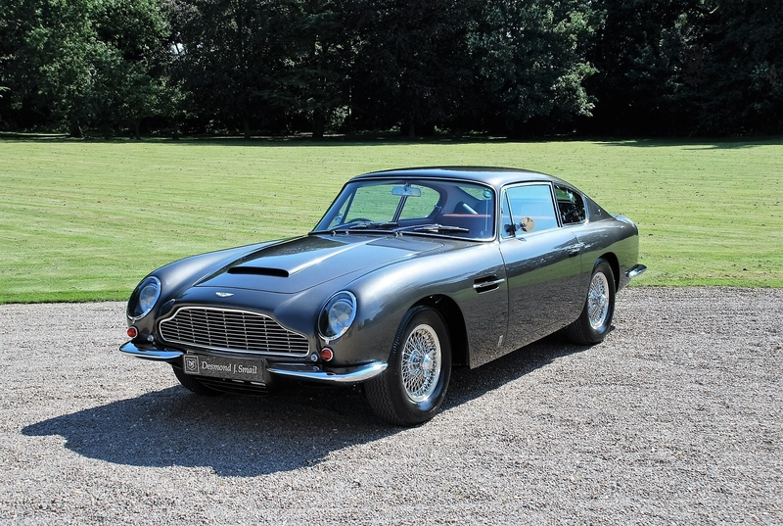 Aston Martin Dealers Desmond J Smail Olney - Aston martin db5 price